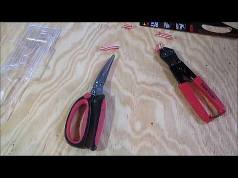 TEKTON 8 in Bolt Cutter & 9 -1/2in Scissors