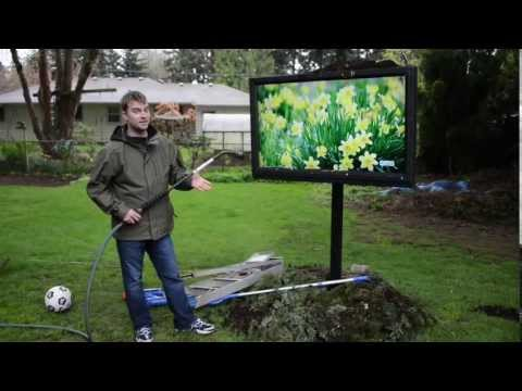 How much abuse can Sunbrite's outdoor TV take? We found out.