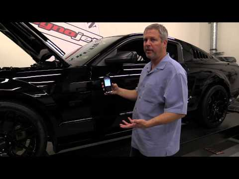 Testing SCT's New X4 Flash Tuner on a 2009 Mustang GT