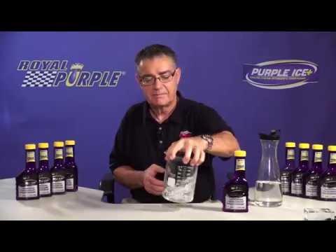 Bobby Likis Purple Ice | Royal Purple