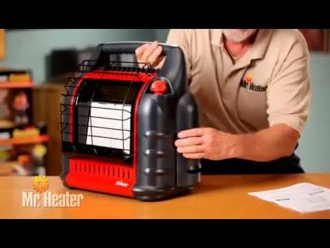 Mr. Heater Big Buddy Propane Heater