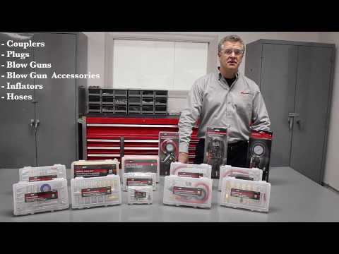 Introducing: Milton's NEW EXELAIR™ Inflator and Air Accessory Kit Family!