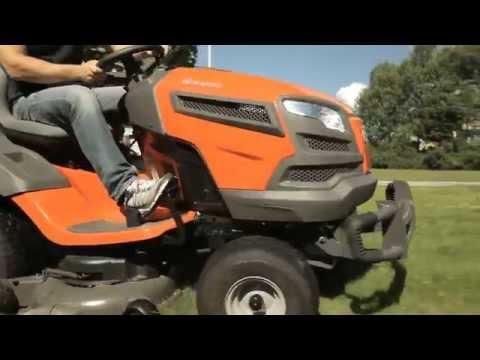 Best Buy Mowers presents...Husqvarna's range of Lawn Tractors