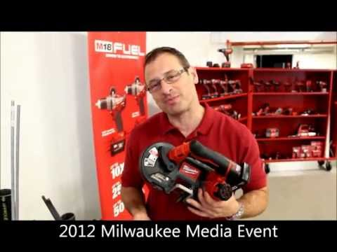 Milwaukee M12 Bandsaw 2429-21XC