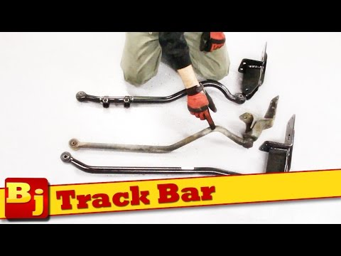 How-To Install a Track Bar - Rough Country