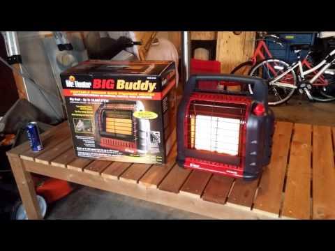 Mr heater big buddy vs buddy