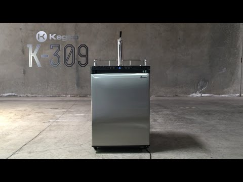 Kegco K309 Kegerator