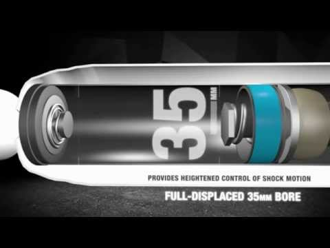 4WD1.com presents RS5000X Rancho Shock Absorbers