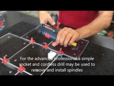 ATR Tile Leveling System