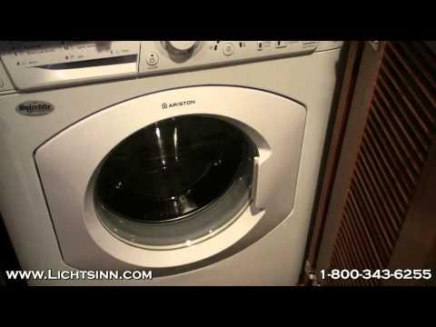 Splendide Stacked Washer & Dryer   Lichtsinn Motors