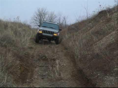 Jeep Cherokee XJ 4.5 Rough Country Lift