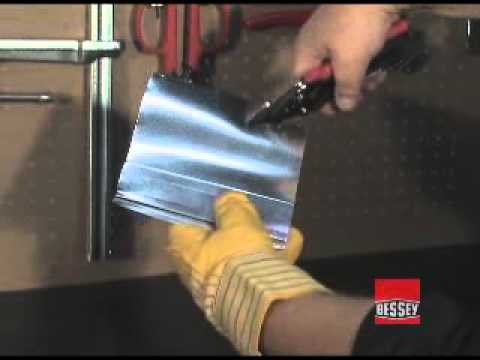 BESSEY® Aviation Snips D16 and NEW Compact D15 series