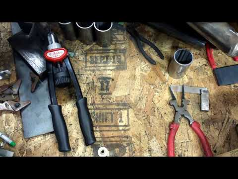 Astro 1427 Hand Rivet Nut Kit Review