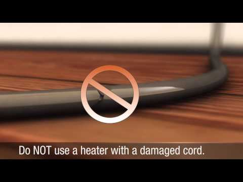 Space Heater Virtual Demonstration
