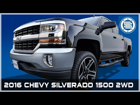 """2016 Chevy Silverado 1500 2WD 