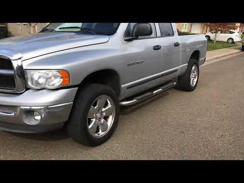 "2002 Dodge Ram 3"" Rough Country Lift kit"