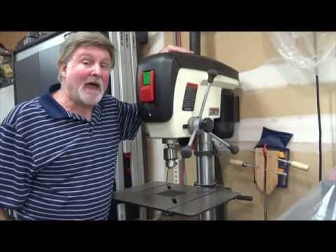 Jet JDP 17 Drill Press Review