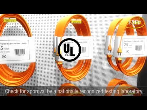 Extension Cord Safety Virtual Demonstration