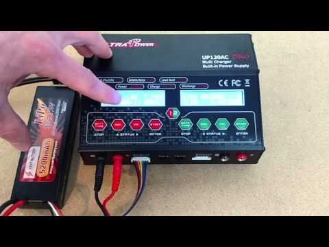 ULTD120AC - Ultra Power UP120AC Duo Dual Port Charger Overview