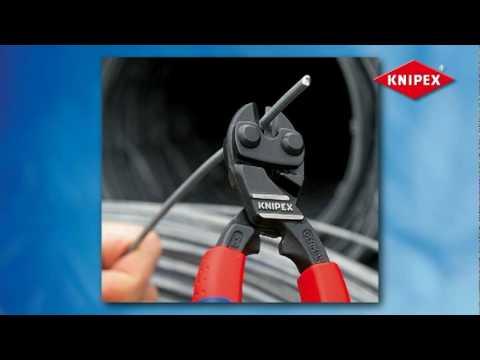 KNIPEX Mini Bolt Cutter