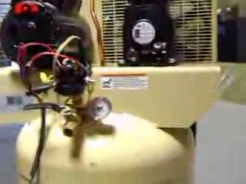 INGERSOLL RAND 60 Gallon SS3L3 44665