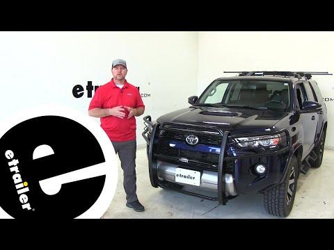 etrailer | Westin Sportsman Grille Guard Installation - 2019 Toyota 4Runner