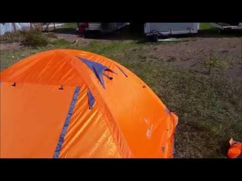 Low Cost 4 Season Tent