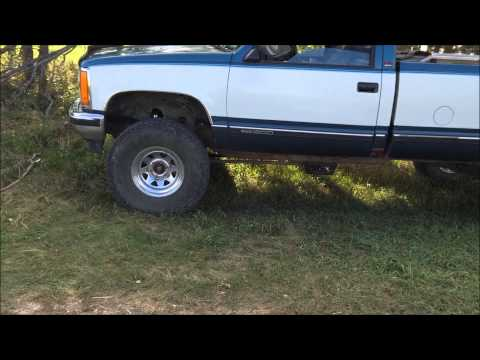 Rough Country 6 inch Suspension lift kit - 1990 GMC 1500