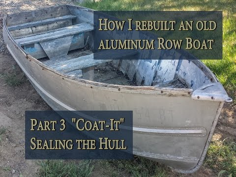 YurthWorks Boat Project Part 3 - Coat-It.mp4