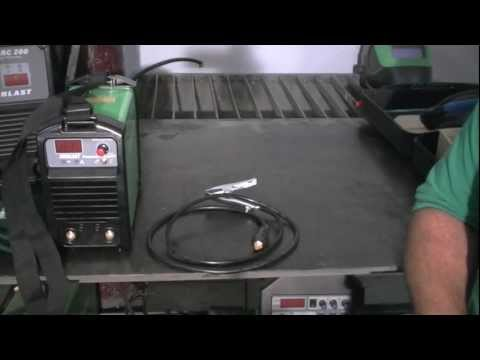 PowerArc 140ST - Stick / Lift Arc TIG 140 amp - Compact Welder Part 1 - Everlast Welding