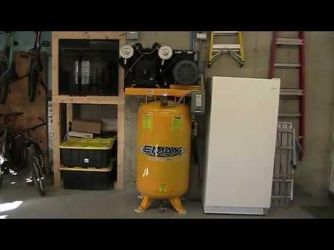 EMAX Air Compressor Review
