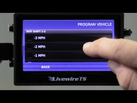 SCT Livewire TS Video User Guide