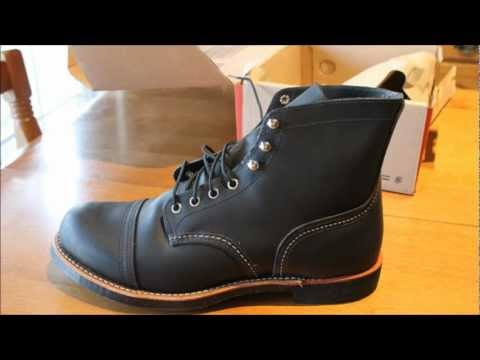 Red Wing Heritage 8114 Iron Ranger Review