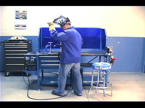 Miller Introduces New Welding Workbench: ArcStation