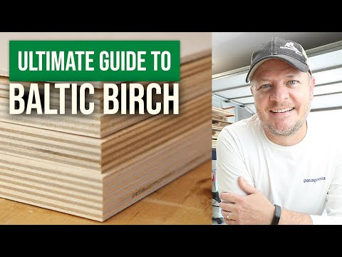 BALTIC BIRCH Plywood - PRO TIPS for WOODWORKERS