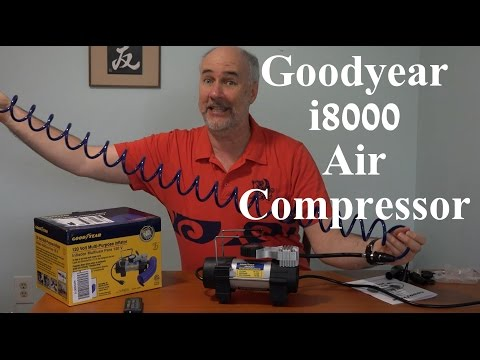 Goodyear i8000 Air Compressor Review | EpicReviewGuys