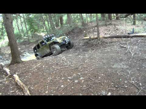 jeep jk with superwinch 9k