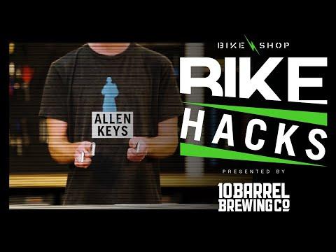 BIKE HACK: Allen Key Tricks