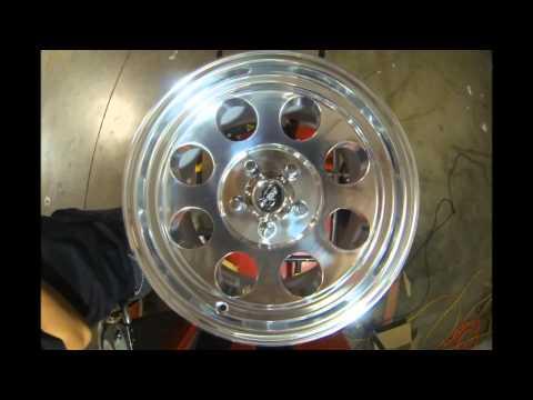 Procomp Wheels 1069 Polished