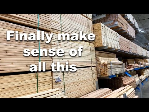 Choosing the Right Wood to Build With | Lumber Explained