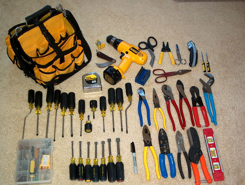 best electrician tool bag, best electrician tool pouch