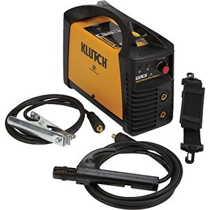 Klutch ST80i Inverter-Powered DC Stick Welder with TIG Option -- Price: $179.99