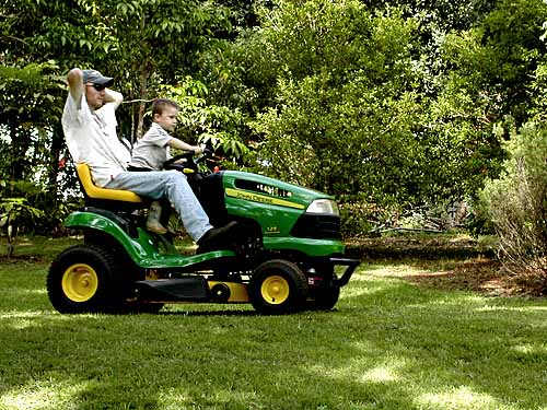 best mower for 3 acres