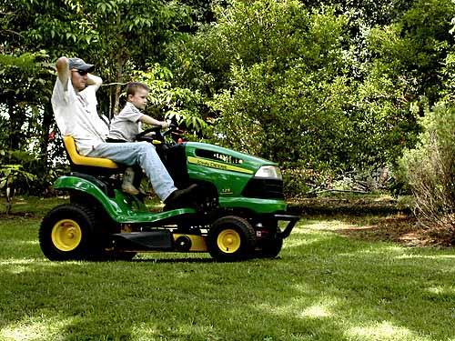 best mower for 3 acres