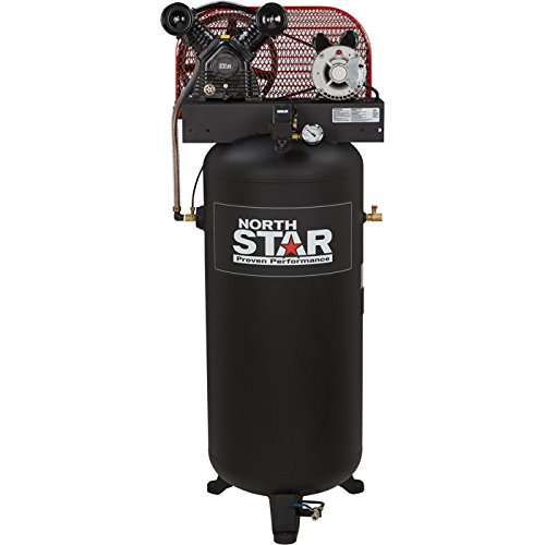 NorthStar 3 HP 230V Air Compressor, 60-Gallon -- Price: $569.99