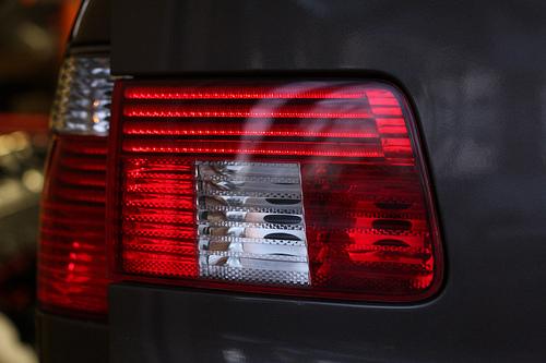 best led tail light bulbs, led rear lamps, led light set, white led tail lights