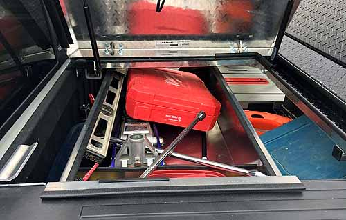 truck bed liner tool box, installing truck tool box with bed liner, how to mount toolbox to truck bed, how do you attach a toolbox to truck bed, how to install toolbox in truck bed, how to mount toolbox in truck bed, how to secure toolbox in truck bed, mounting toolbox in truck bed