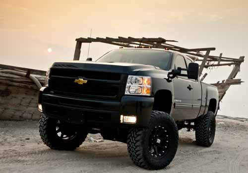 Best Lift Kit For Chevy 2500hd >> The 4 Best Leveling Kits For 2500hd Silverado Sierra