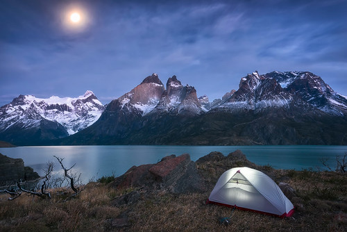 best tent for patagonia